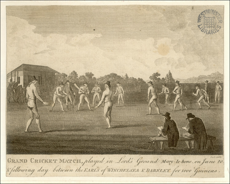 The Marylebone Cricket Club